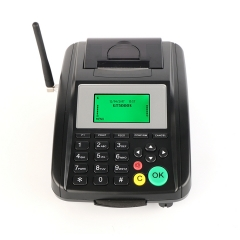 Wireless GPRS SMS Printer for Restaurant